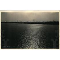1938 Press Photo TVA's Gilbertsville Dam Tennessee River Kentucky