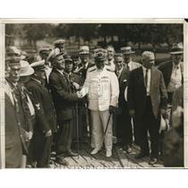 1930 Press Photo Battle Of Kawila Captain WA Sterling
