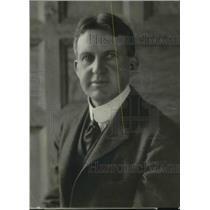 1921 Press Photo Dr. H.L. Shantz of the Agricultural Dept. has just returned