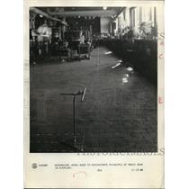 1928 Press Photo Radio Equipment of Planes