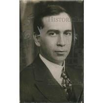 1917 Press Photo Basil M Manly educator