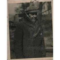 1919 Press Photo Captain Hugo Sundstedt - nex09048