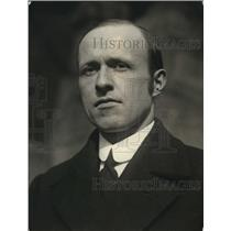 1924 Press Photo Count Rogeri de Villinova, secy of Italian Embassy in D.C.