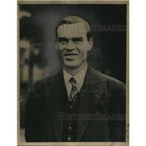 1935 Press Photo Portrait of Sigismund Levanevsky