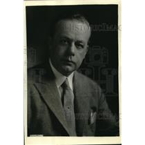 1922 Press Photo Sir Charles Higham first to be elected to the House of Commons