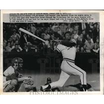 1973 Press Photo Kansas City Royals 1B John Mayberry - nes19574