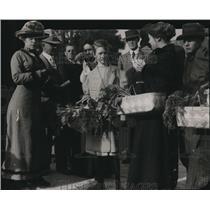 1913 Press Photo LA Free Market
