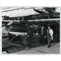 1970 Press Photo George Barman