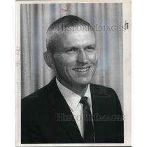 1965 Press Photo Frank Borman, the new Manned Spacecraft Center Test Pilot