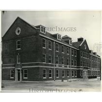 1936 Press Photo The Indian Unit at the State Sanatorium in Minnesota