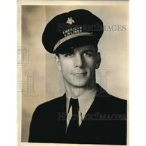 1938 Media Photo Wayne N. Allison Second Pilot For American Airlines