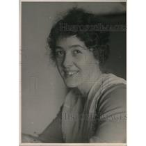 1918 Media Photo Marie Packard S. F. Dance Instructor