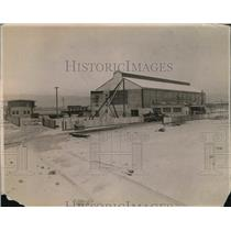 1923 Press Photo Electric foundry at Oakland nole