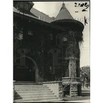 1921 Press Photo Orange County Jailhouse where actress Bebe Daniels was held