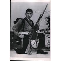 1913 Press Photo Washington John Arzoomian ran away from his New York Home to