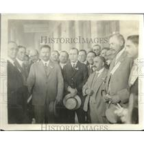 1920 Press Photo Jacinto B Trevino Minister of Commerce and Agriculture Mexico