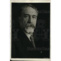 1921 Press Photo Signor Rolando Ricci Italian ambassador to the US