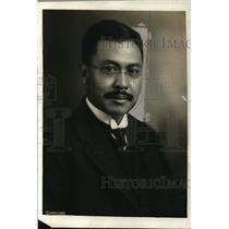 1921 Press Photo Baron Kijuro Shidehara  Japanese Amb to the US