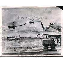 1951 Press Photo Helicopters for Regular 'Copter Passenger Service