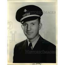 1938 Press Photo American Airlines pilotJohn J O'Connell - nex19079
