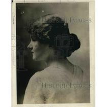 1918 Press Photo Agnes OGorman daughter of former Senator O'Gorman of New York