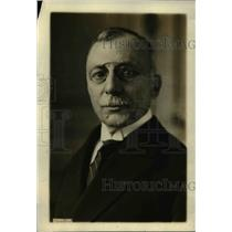 1919 Press Photo Serb-Croat-Slovene Kingdom Foreign Minister Ante Trumbitch