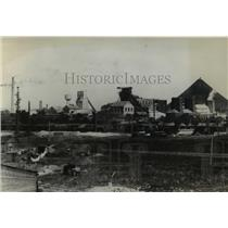1928 Press Photo Gorlovka a typical Don Basin mining town in Russia