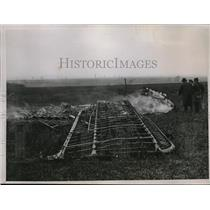 1927 Press Photo Biplane That Did Not Break The Worlds Non Stop Flight Record