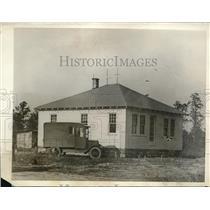 1917 Press Photo James Branca 3 missing, trooper Joseph Camp found him in woods