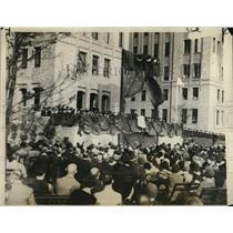 1928 Press Photo New York Medical Center Gen. William Barclay Parsons