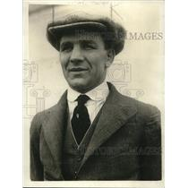 1920 Press Photo Lew Edwards, Lightweight champion of Australia