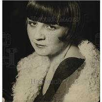 1924 Press Photo George Vonderlinden, San Francisco