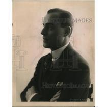 1920 Press Photo Maurice