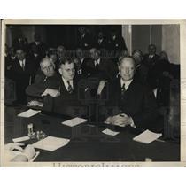 1932 Press Photo Percy Rockefeller nephew of John D. Rockefeller suffered