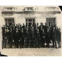 1927 Press Photo Pan American Commission meets in Washington