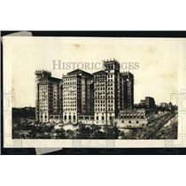 1921 Press Photo The Harding, Atlantic City new 5 million dollar hotel