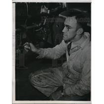 1938 Press Photo Oshkosh Wittman, nationally known racing pilot