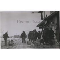 1926 Press Photo Hudson Canada prospectors