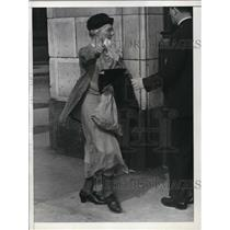 1937 Press Photo The Pink Slip - ned37062