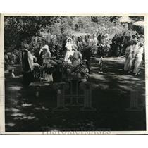 1931 Press Photo Gelnna Collett - ned35256