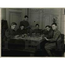 1923 Press Photo US Boy Scouts.