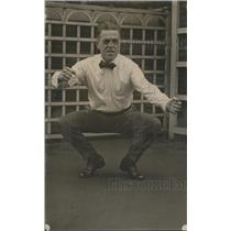 1918 Press Photo George A. Schneider,Secretary of the Cleveland Athletic Club