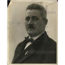 1925 Press Photo Ernest Edward Mills Joyce, Antarctic Explorer