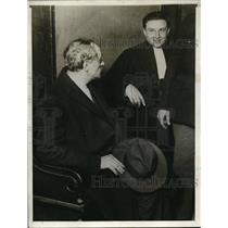 1927 Press Photo French communist Borbstein accused as spy
