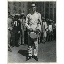 1929 Press Photo Le Roy Esterdahl of Chicago