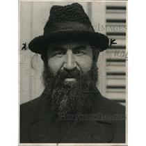 1922 Press Photo N.I. Seidoff Arrives on S.S. Colombia