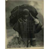1924 Press Photo NEA transport from Sumidero to Cordoba