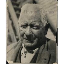 1922 Press Photo Jacinto Florio at Age 113