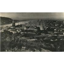 1918 Press Photo Book Am Rheim published in Germany
