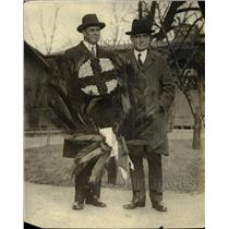 1924 Press Photo Gustavus Pope, automobile manufacturer of Detroit